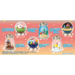 Kirby Terrarium Collection Deluxe Memories 6Pack BOX CANDY TOY [Rement]