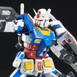 RG 1/144 RX-78-2 Gundam (Team Bright Custom) Limited Edition [Bandai]