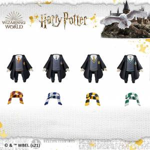 Nendoroid More Harry Potter Dress Up Hogwarts Uniform - Boy Slacks Style 4Pack BOX [Nendoroid]