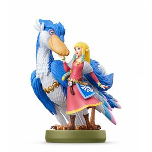 Amiibo The Legend of Zelda: Skyward Sword HD - Zelda and Loftwing [Switch]