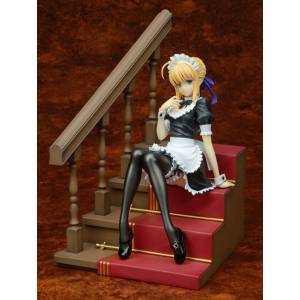 Fate/Hollow Ataraxia - Saber Mousou Maid Ver [Plum]