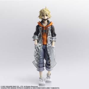 BRING ARTS The World Ends with You - Rindo [Square Enix]