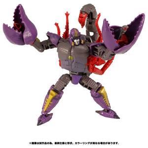 Transformers Kingdom KD-17 Scorponok [Takara Tomy]