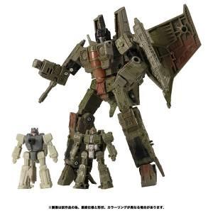 Transformers War for Cybertron WFC-20 Sparkless Seeker [Takara Tomy]