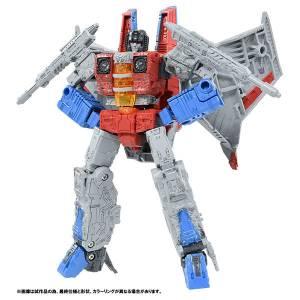 Transformers Premium Finish PF WFC-04 Starscream [Takara Tomy]