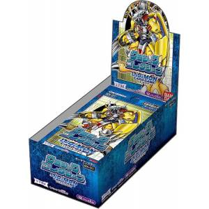 Digimon Card Game Theme Booster Classic collection EX-01 12 PACKS BOX [Trading Cards]