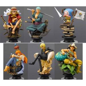 Chess Piece Collection R - ONE PIECE Vol.1 BOX [MegaHouse]