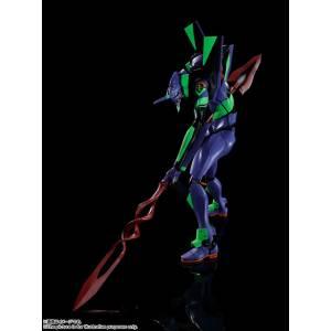 DYNACTION Evangelion Unit-01 + Spear of Cassius [Bandai]