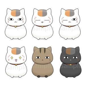 Chokorin Mascot Natsume Yujincho 6Pack BOX [MegaHouse]