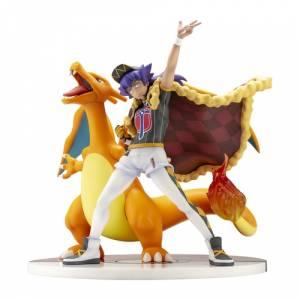 Pokémon Center Original - Leon & Charizard [Kotobukiya]