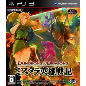 Dungeons & Dragons - Chronicles Of Mystara - Standard Edition [PS3]