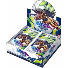 Digimon Card Game Official Booster BT-07 24 PACKS BOX [Trading Cards]