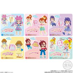 Tropical-Rouge! Pretty Cure Pre Cure 2 10Pack BOX (CANDY TOY) [Bandai]