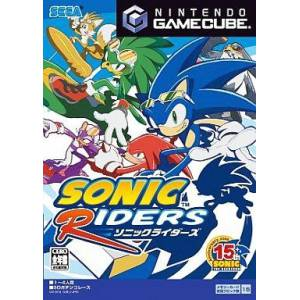Sonic Riders [NGC - used good condition]
