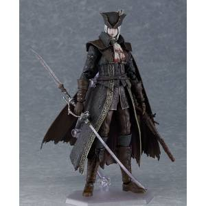 Figma Bloodborne: The Old Hunters - Lady Maria of the Astral Clocktower [Figma 536]