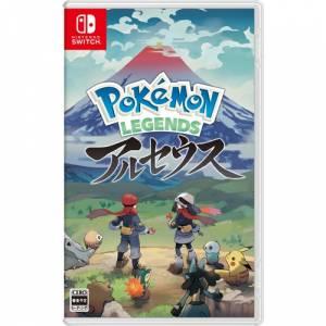 Pokemon LEGENDS Arceus Pokemon Center Limited Edition [Switch]