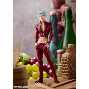 POP UP PARADE The Seven Deadly Sins: Dragon's Judgement - Ban [Good Smile Company]