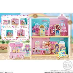 Tropical-Rouge! Pretty Cure Pre Cute House 2 Machi no Sutekina Omiseyasan 10Pack BOX (CANDY TOY) [Bandai]