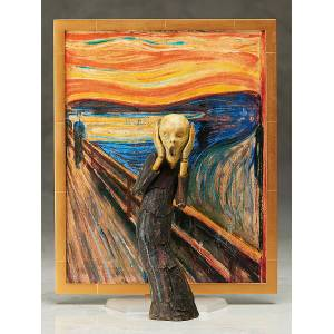 Figma The Table Museum - The Scream Munch Reissue [Figma SP-086]