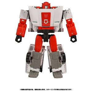 Transformers Kingdom Series KD-18 Red Alert [Takara Tomy]