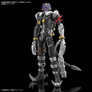 Figure-rise Standard Amplified Digimon Tamers - Beelzemon Plastic Model [Bandai]