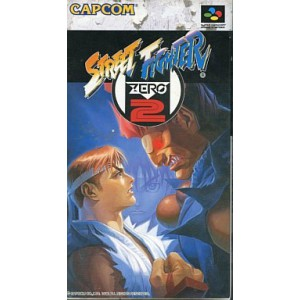 Street Fighter Zero 2 / Street Fighter Alpha 2 [SFC - Used Good Condition]