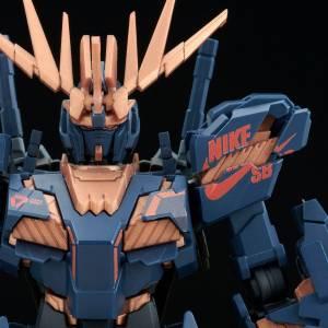 HG 1/144 Kidou Senshi Gundam UC: RX-0 Unicorn Gundam 02 - Banshee Destroy Mode Ver.NIKE SB LIMITED EDITION [Bandai]
