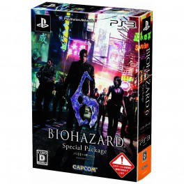 BioHazard 6 - Special Package [PS3]