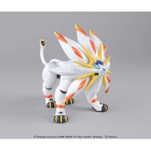 Pokemon Plamo Collection 39 Solgaleo Plastic Model [Bandai]