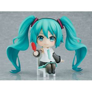 Nendoroid Swacchao! Hatsune Miku NT Red Feather Community Chest Campaign Ver. LIMITED EDITION [Nendoroid]