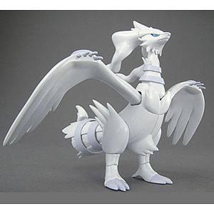 Pokemon Plamo Collection 13: Reshiram - Plastic Model Reissue [Bandai]