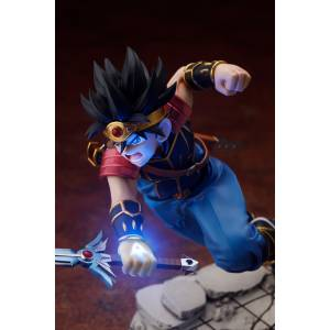 ARTFX J - Dragon Quest: The Adventures of Dai 1/8 [Kotobukiya]
