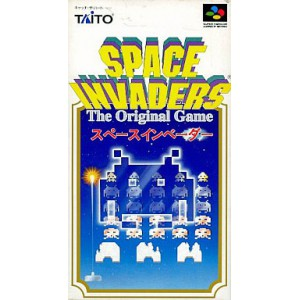 Space Invaders [SFC - Used Good Condition]