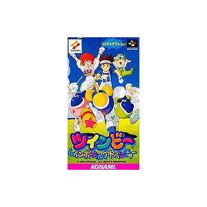 TwinBee - Rainbow Bell Adventure [SFC - occasion BE]