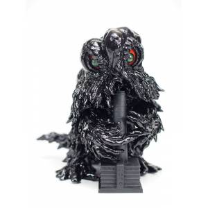 Artistic Monsters Collection - Smokestack Hedorah GLOSS BLACK [CCP]