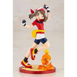 ARTFX J: Pokemon Figure Series - May and Tochic 1/8 [Kotobukiya]