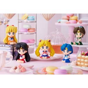 Shokugan: Comfortably Relaxing Bishoujo Senshi Series - Sailor Moon - 10 Pieces/Box [Bandai]