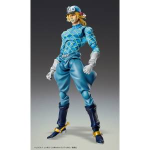 Super Action Statue: JoJo's Bizarre Adventure Part.7 Steel Ball Run - Diego Brando 2nd Ver. [Medicos Entertainment]