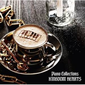 Kingdom Hearts - Piano Collections [SQEX-10144]