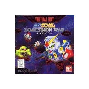 SD Gundam Dimension War [VB - Used Good Condition]