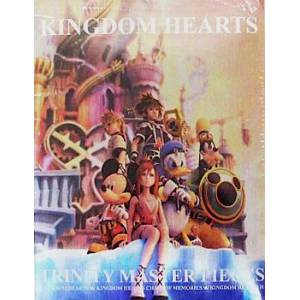 Kingdom Hearts Trinity Master Pieces [PS2 - Used Good Condition]