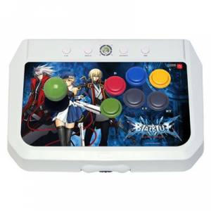 Fighting Stick EX2 - BlazBlue Official Stick+flyers (Hori/ X360)