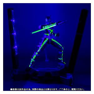 Kamen Rider Kaixa Glowing Stage Set - Limited Edition [SH Figuarts]