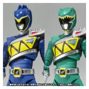 Kyoryu Blue & Kyoryu Green Set - Limited Edition [SH Figuarts]
