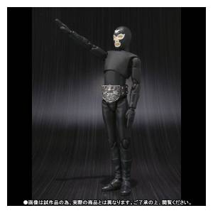Shocker Soldier (Black) - Edition Limitée [SH Figuarts]