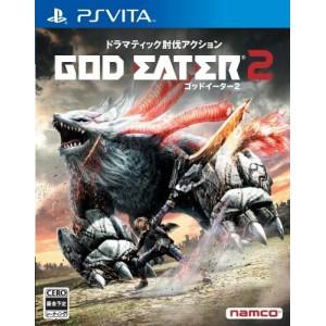 God Eater 2  [PSVita]