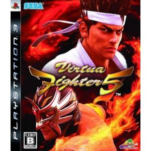 Virtua Fighter 5 [PS3 - Used Good Condition]