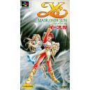 Ys IV - Mask of the Sun [SFC - Used Good Condition]