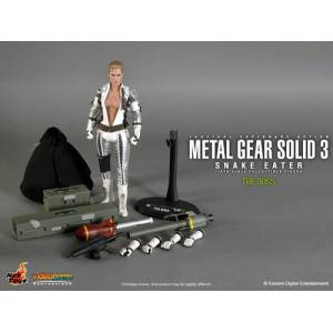 Metal Gear Solid 3 Snake Eater - The Boss [Hot Toys]