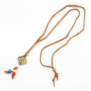 Monster Hunter - Charm Necklace Gold  [Goods]